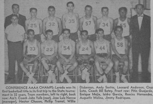 2013-1956 Laredo Team with Names